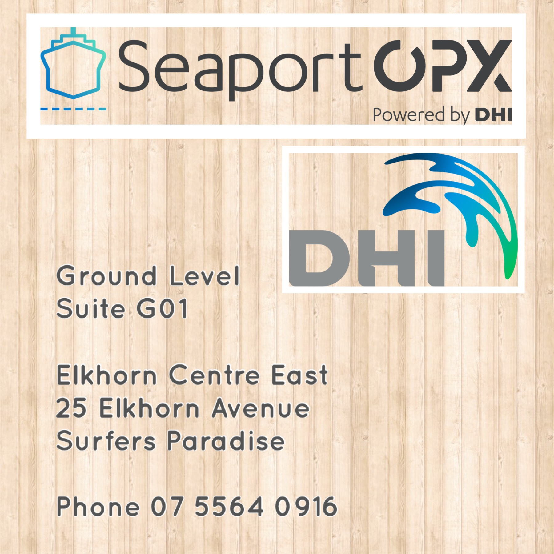 Elkhorn Centre East: Suite 01 - SeaPort OPX