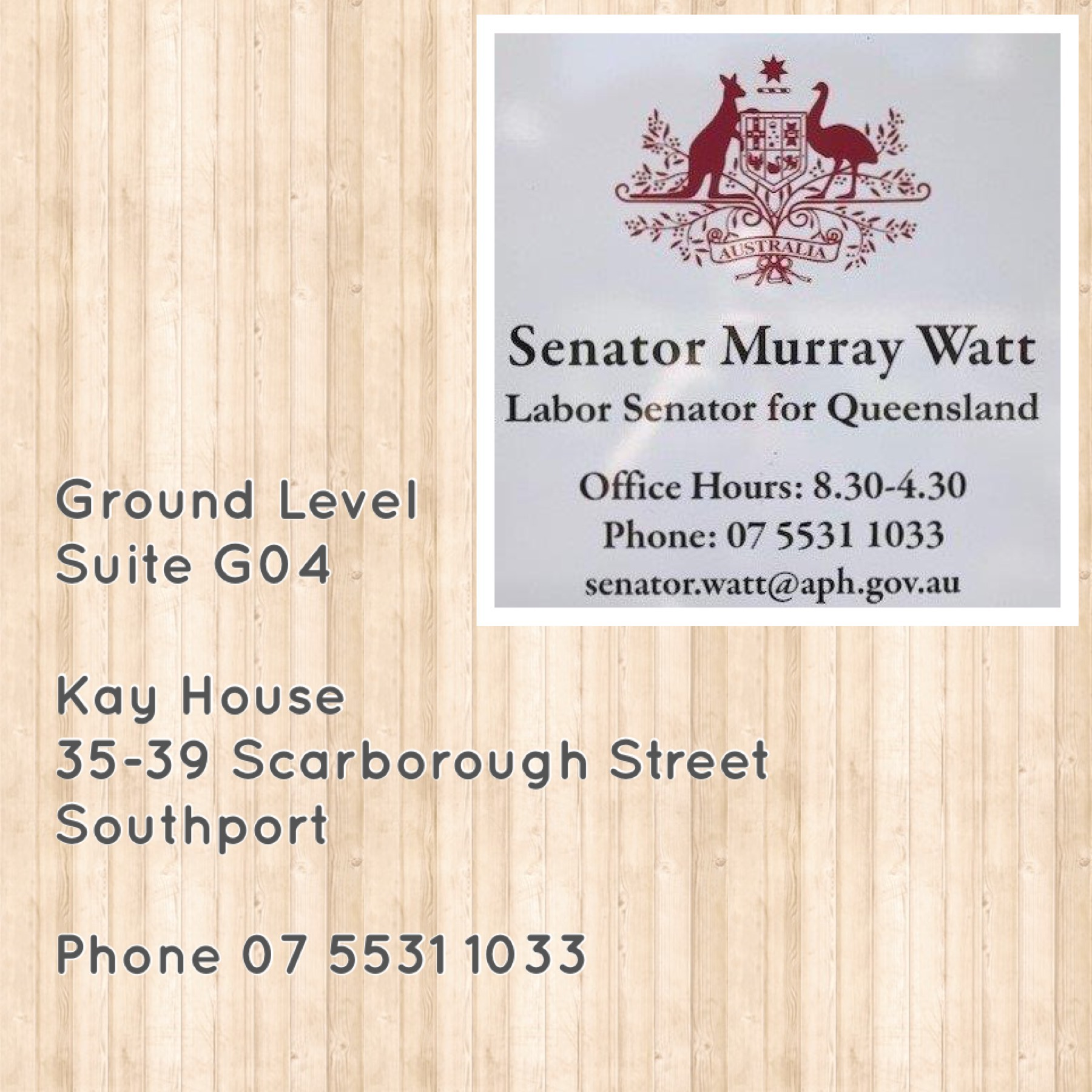 Kay House: Suite 04 Ground Floor Sen Watt